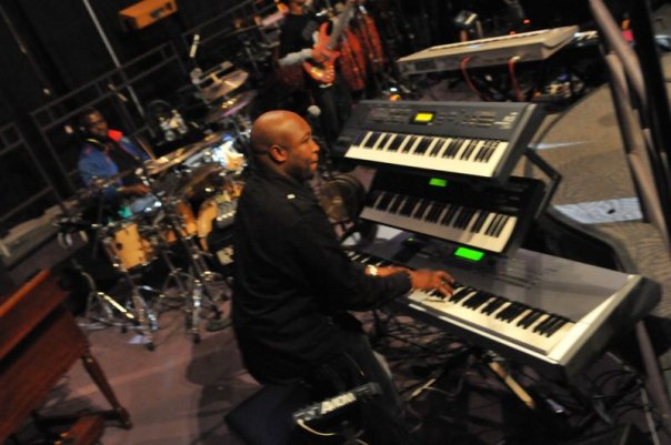 Leonard Beaty, Muscian, and Keyboard Player